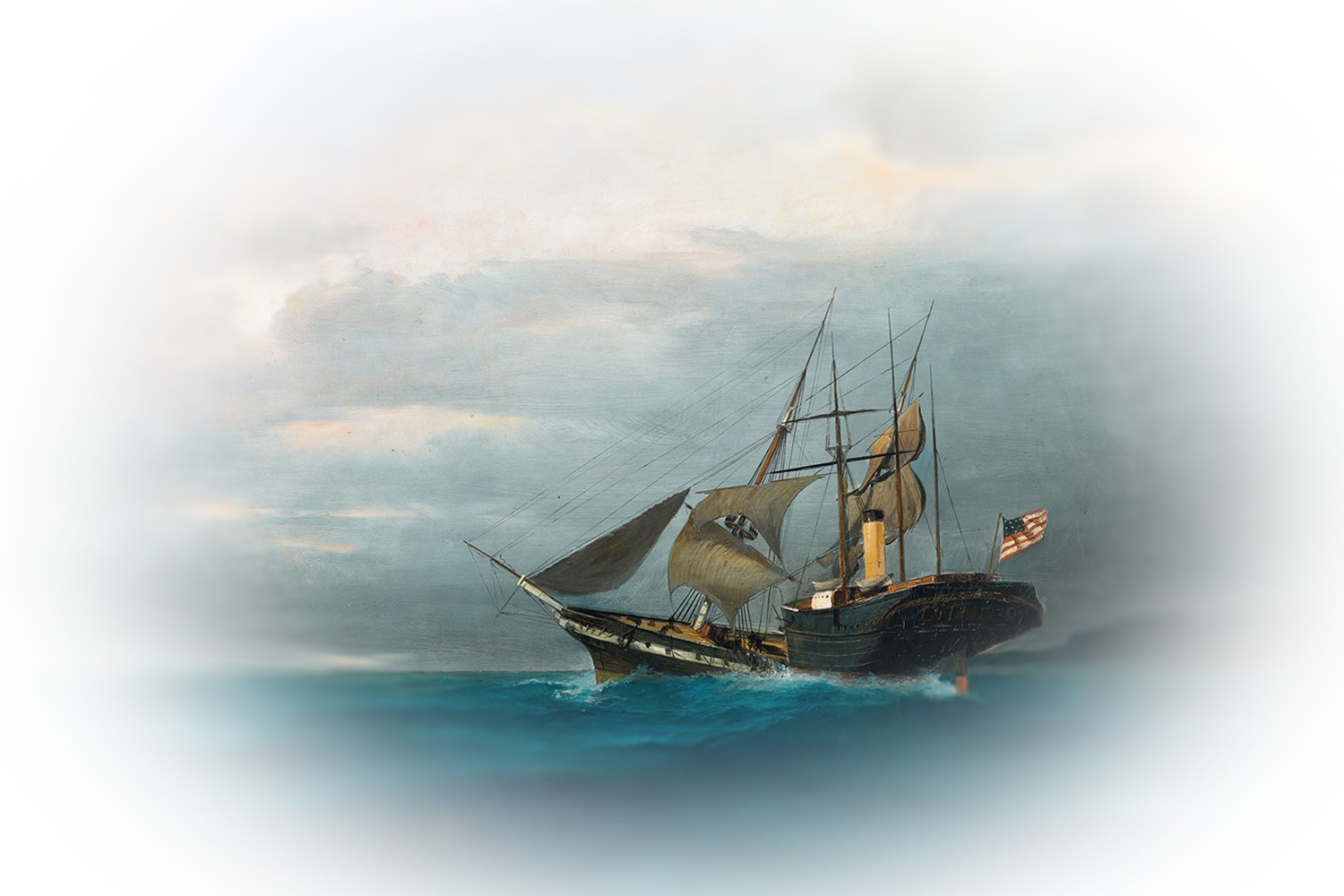 Daniolos Law Firm, image of ship in distress